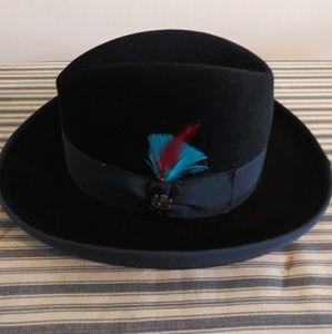 Homburg Eleganza Men's dress hat